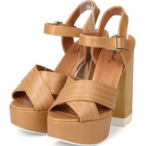 Qupid heels size 6.5 they come in Box some use